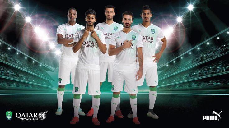 Unique Puma Al-Ahli SC 15-16 Kits Released - Footy Headlines