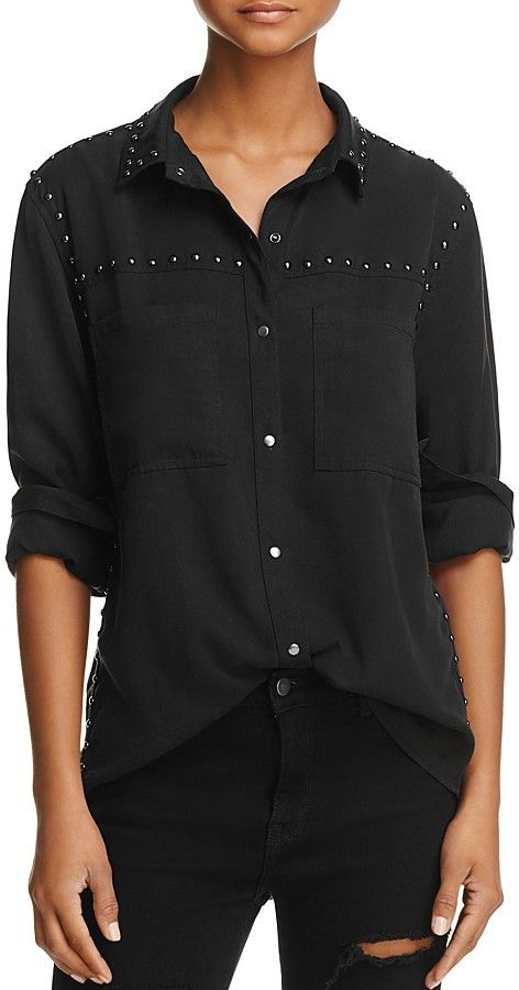 Rails Beau Studded Shirt - 100% Exclusive