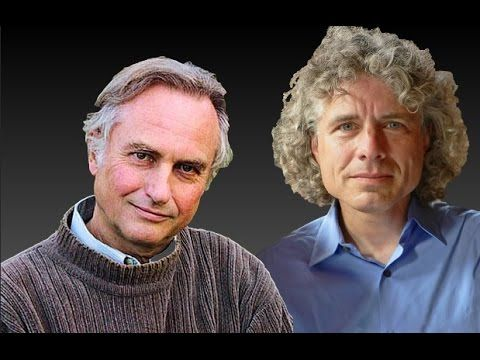 Richard Dawkins & Steven Pinker Literally Stand Up for Reason & Science - YouTube