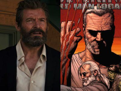 Heres how the cast of Logan looks compared to their comic-book counterparts