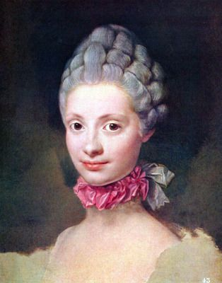 Maria Luisa of Parma, Princess of Austria by Raphael. Order from DEKORAMI as a poster, canvas print, mural. Zamów jako obraz na płótnie, plakat lub fototapetę na DEKORAMI.pl