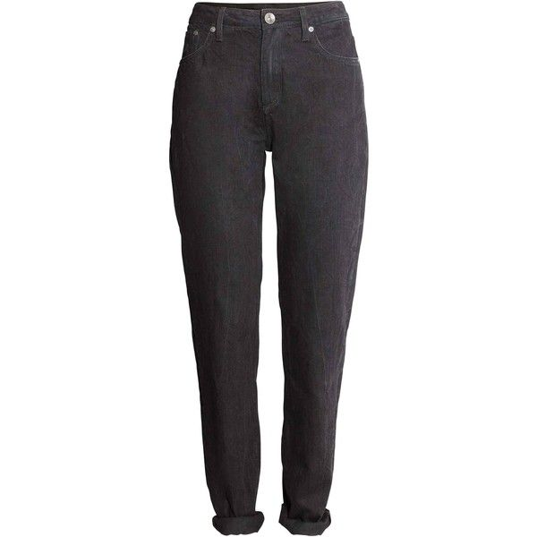 Mom Jeans (€40) ❤ liked on Polyvore featuring jeans, pants, bottoms, trousers, tall jeans and denim jeans