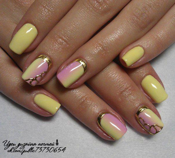 Идеи дизайна ногтей - фото,видео,уроки,маникюр!   ВКонтакте