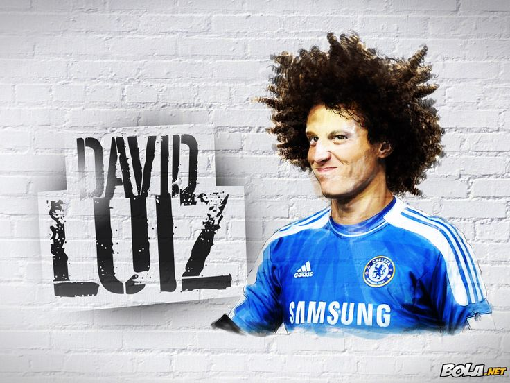 Wallpaper David Luiz, size: 1280x960