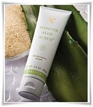 Forever Aloe Scrub | Forever Living Products #SkinCare #FaceCare #AloeVera #ForeverLivingProducts