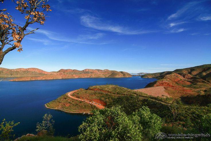 Lake Argyle Western Australia, A man made lake 18times the size of Sydney Harbour