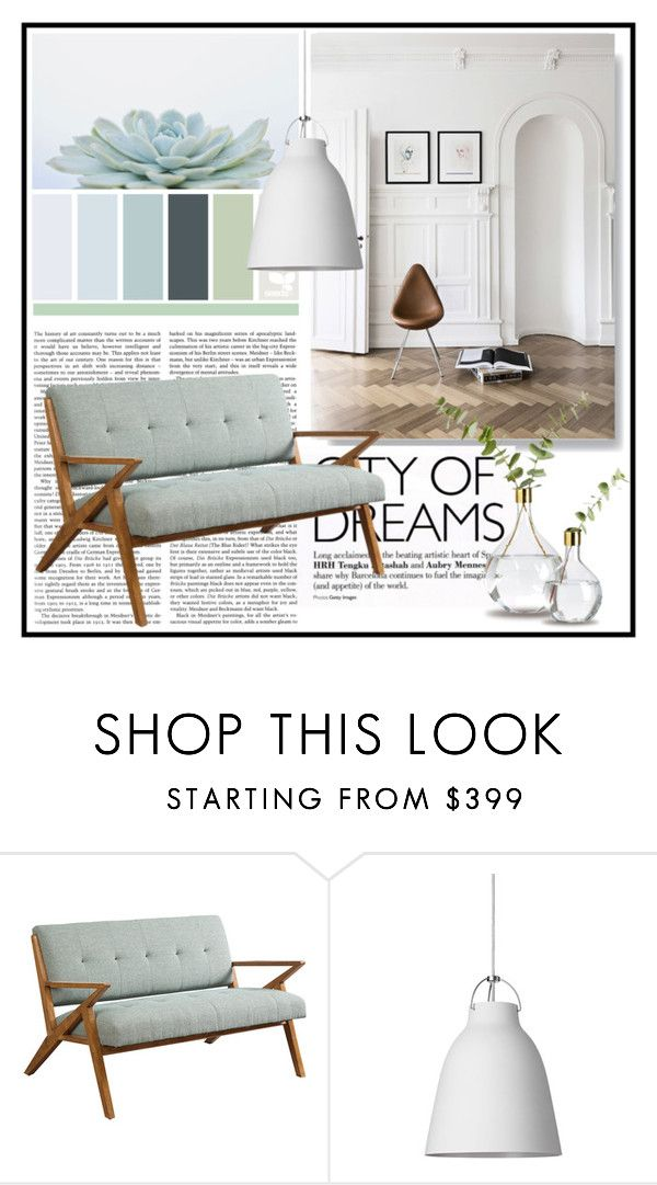 """Simplicity"" by karimaputri on Polyvore featuring interior, interiors, interior design, home, home decor, interior decorating, Ink & Ivy and H&M"