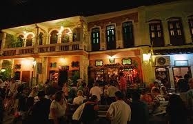 Ever been to Old Phuket Town by night? http://www.vistadelmarphuket.com/old-phuket-entertainment/