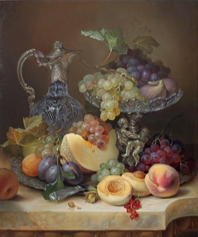 картины художника Дмитрий Волков-12