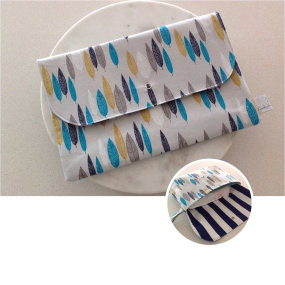 Leashy Lou clutch size 28cm * 18cm lined with medium interfacing for structure…