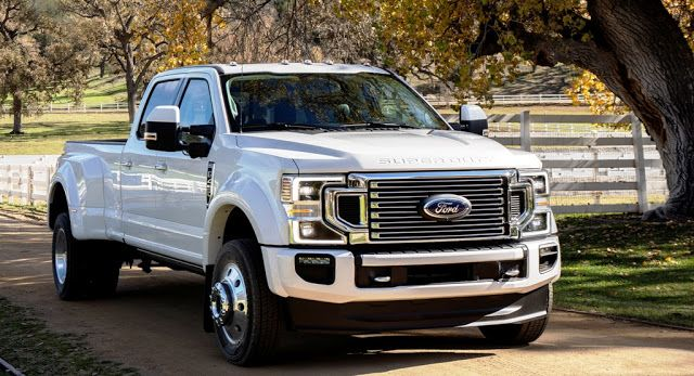 2020 Ford Super Duty F 450 Limited Interior Exterior Design And Driving Presentation Ford Super Duty Ford Trucks Ford