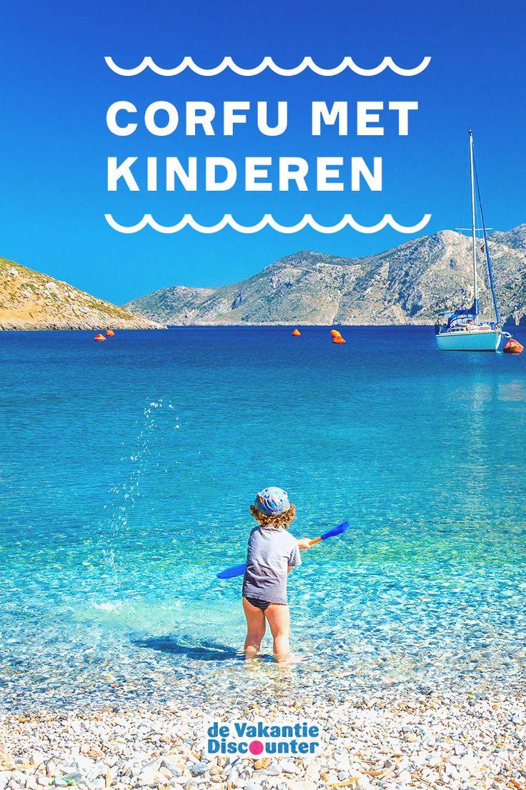 Op zoek naar een familievakantie op één van de vele Griekse eilanden? Overweeg Corfu! Het veelzijdige Ionische eiland biedt genoeg familiehotels en mogelijkheden voor kindvriendelijke dagjes uit.
