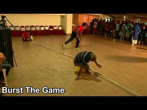 Best Corporate Team Building Games & activities for Employee   Anchor Girish  Full Video - YouTube