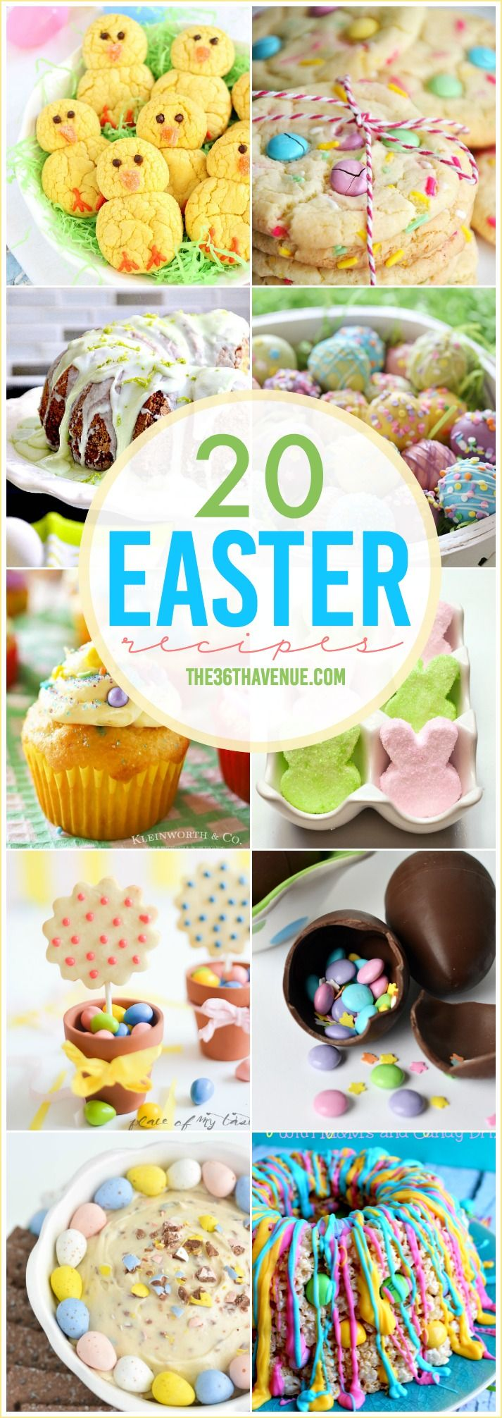 1000 images about easter ideas on pinterest easter for Dessert for easter dinner