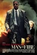 Man on Fire #Film #Denzel #Washington #Action #Revenge
