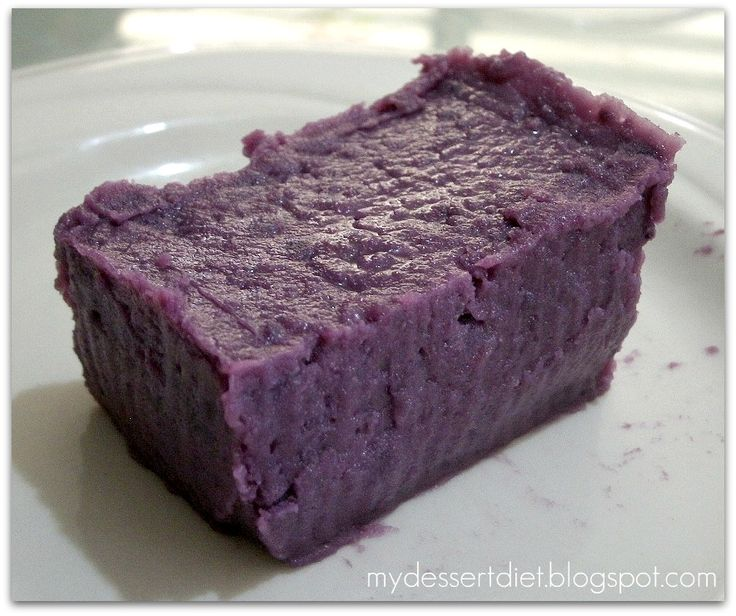 Ube Halaya is a traditional Filipino dessert made from purple yams (ube) that is served during special occasions and is also an ingre...