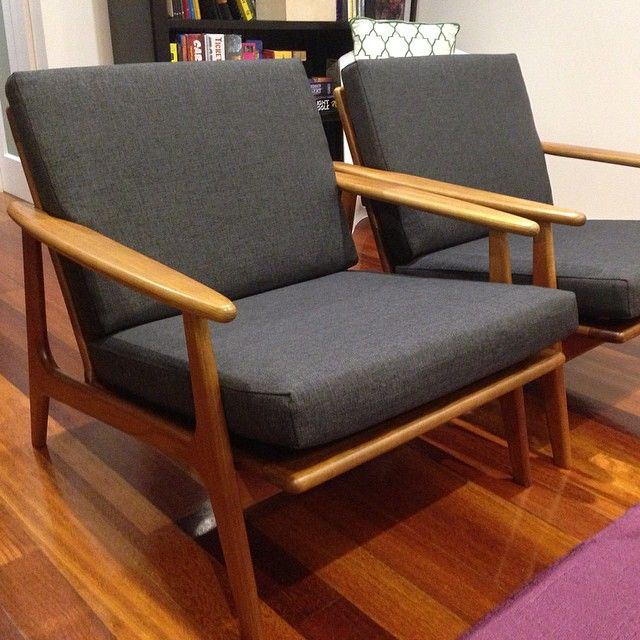 Parker Lowline Chairs