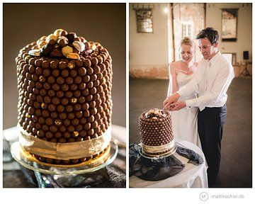 yummy & creative wedding cake - Photo from Melita & Jimmy - Australia collection by Matthias Friel Photography