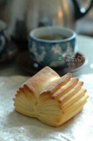 """We're calling these pastries """"bookish crafts"""" but they're really edible artwork!"""