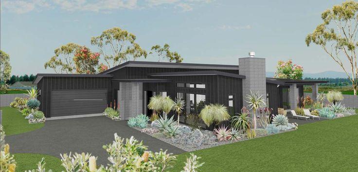Riverhead 4 bedroom home designs Landmark Homes buildersNZ