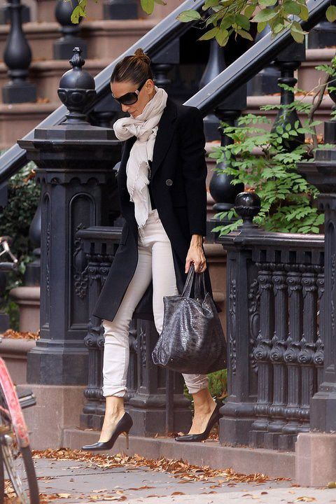 Sarah Jessica Parker - Style Icon