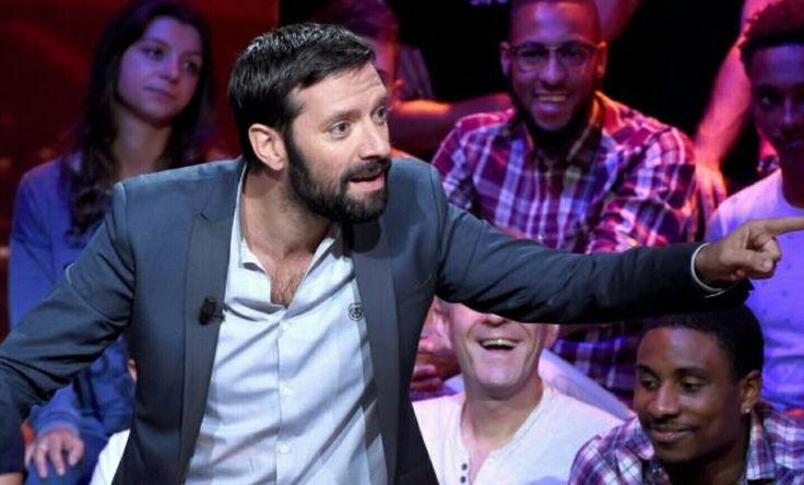 Julien Cazarre ironise sur le départ de Patrick Kluivert du PSG ! - http://www.le-onze-parisien.fr/julien-cazarre-ironise-sur-le-depart-de-patrick-kluivert-du-psg/