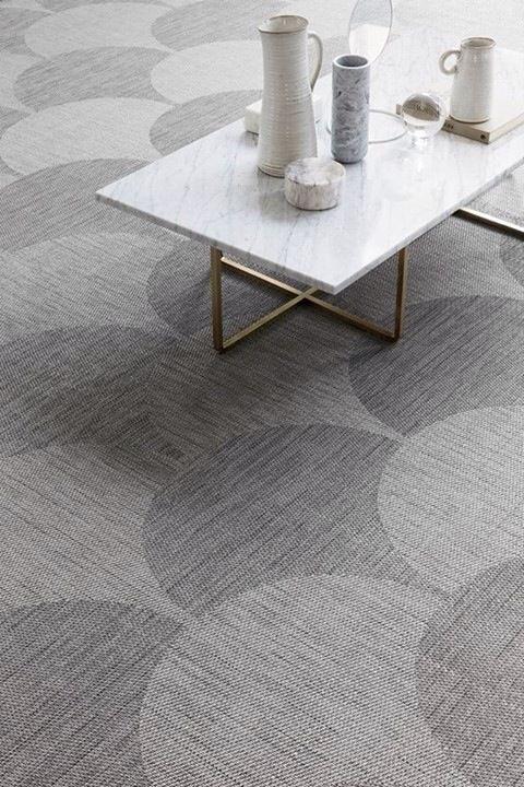 Bolon Flooring, light , bright flooring, ultra modern, durable, thin.