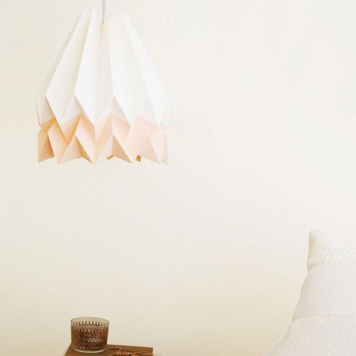 lampadario origami : ... Origami su Pinterest Tutorial Per Origami, Carta Origami e Origami