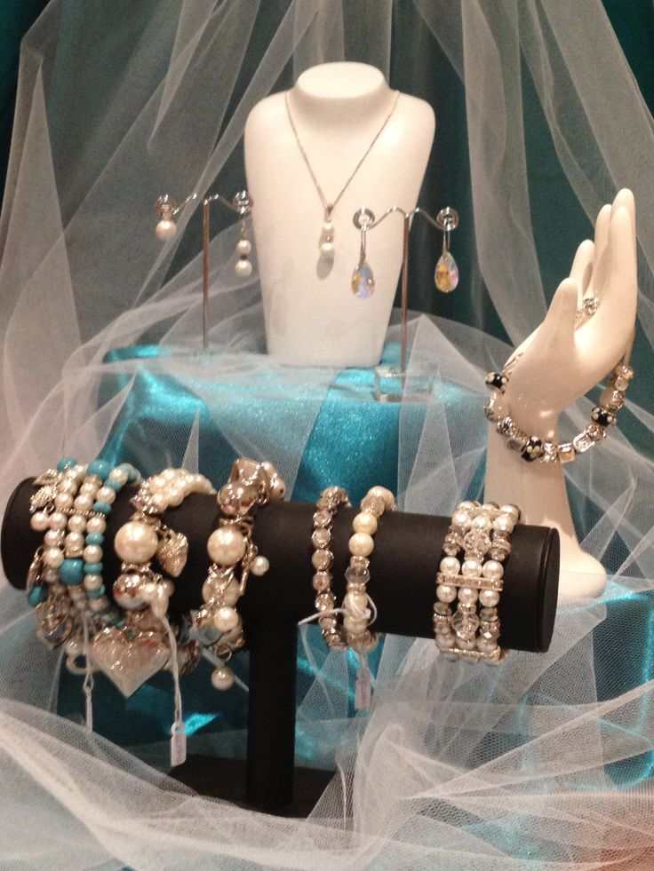 Some of our gorgeous bridal accessories!
