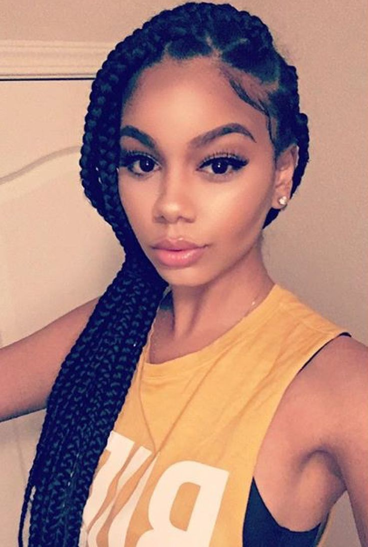 Marvelous 1000 Ideas About Box Braids On Pinterest Braids Natural Hair Hairstyle Inspiration Daily Dogsangcom