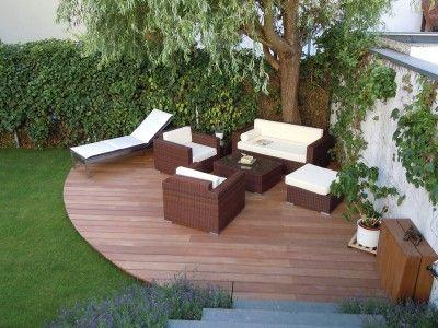 Eine Oase der Entspannung im Garten schaffen und somit die wichtigen Momente mit den Liebsten genießen können!