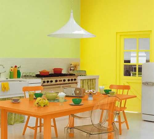20 Ways To Decorate With Orange And Yellow: 80 Best Images About COLOR: Orange Home Decor On Pinterest