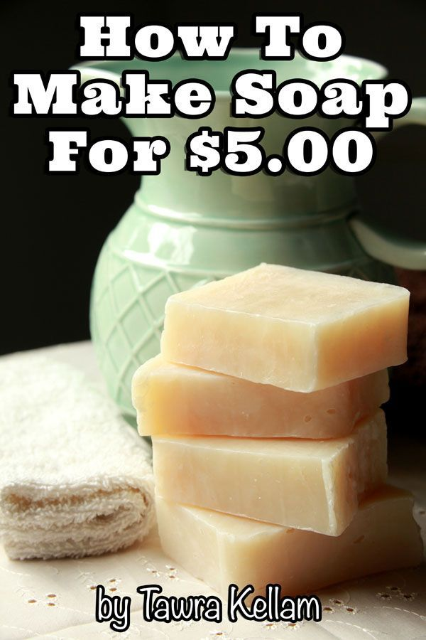 How To Make Soap For Beginners E Course Living On A Dime To Grow Rich Homemade Soap Recipes Diy Soap Bars Home Made Soap