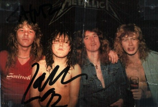 What do you think Metallica would be like today if Dave Mustaine ...