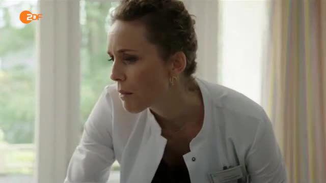 Dr. Helena von Arnstett played by Claudia Hiersche in