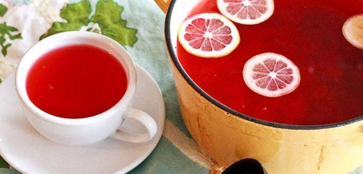 Drink dit sapje om gewicht te verliezen en de schildklier te reguleren en Ontstekingen te remmen!