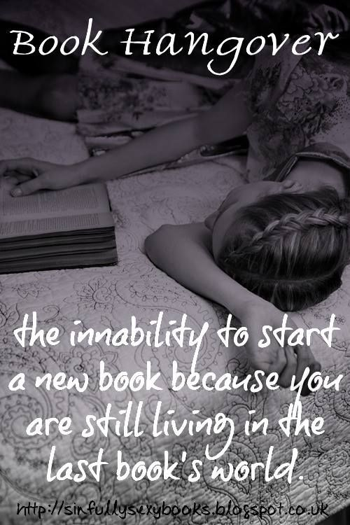 Book Hangover from Destroyed!