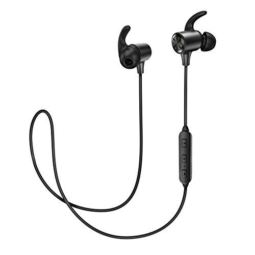 Wireless Headphones TaoTronics Lightweight Sports Bluetooth 4.2 In Ear Earbuds with IPX6 Sweatproof for Running Magnetic Earphones with aptX Lossless Stereo (Noise Cancelling Mic 8 Hours Playtime) #wireless #headphones #taotronics #lightweight #sports #bluetooth #ear #earbuds  #ipx6 #sweatproof  #running #magnetic #earphones  #aptx #lossless #stereo #noise #cancelling #mic  #hours #playtime