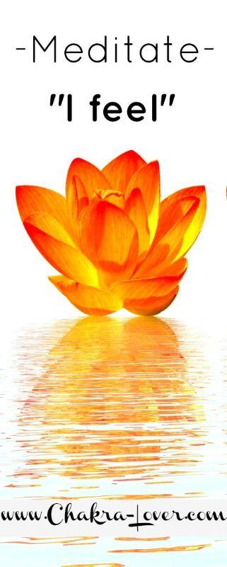 Sacral chakra meditation  www.chakra-lover.com