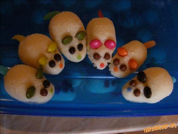 Kokosové Myšky na narodeninovú oslavu (5r)