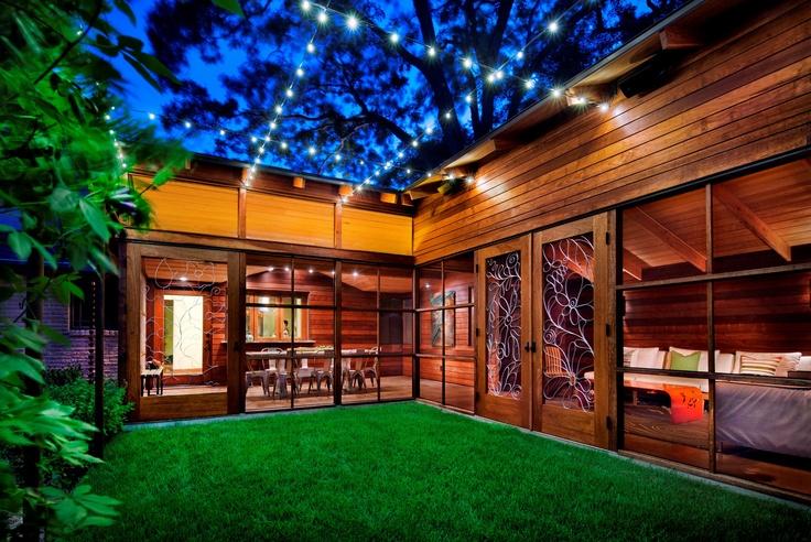 Outdoor Living, screened porch, Outdoor dining, bird ...