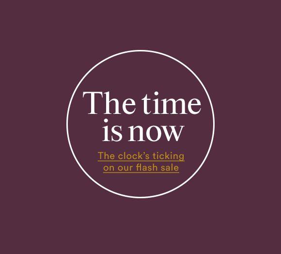 The Loft Faux Countdown Clock