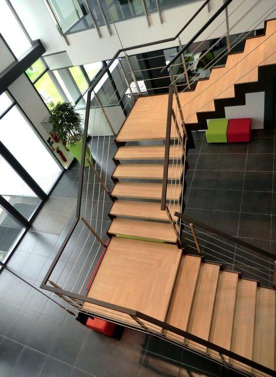 33 best Beaux escaliers et garde-corps Ascenso images on Pinterest ...