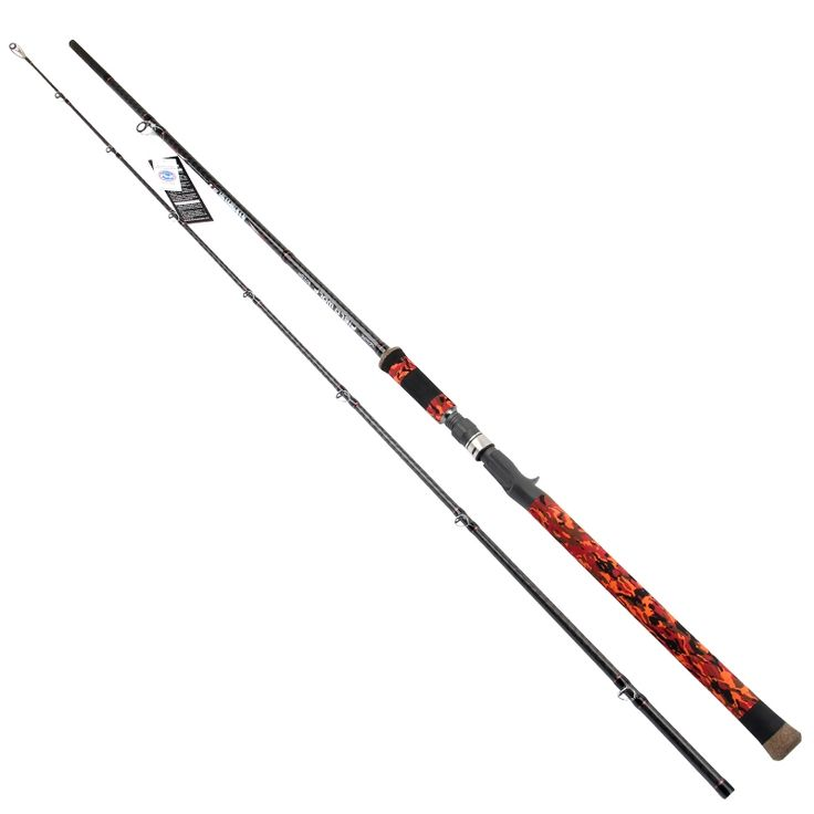 67.83$  Watch here - http://aliaf2.worldwells.pw/go.php?t=32697925713 - New Trulinoya Casting Rod Quality Carton Material 2.4M SH for Pike Fishing Camouflage Color Canas de Pesca Canne Casting