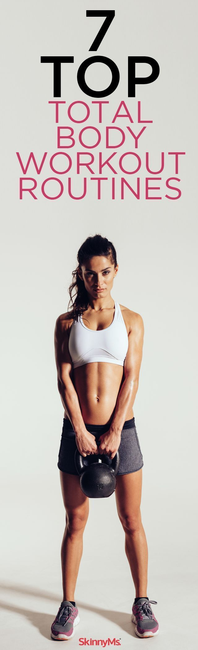 7 Top Total Body Workout Routines! #workout #fitness