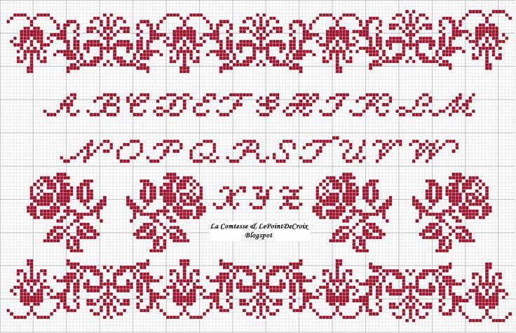 Lacomtesse y lepointdecroix: patrones libres