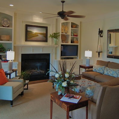 Family Room Design, Pictures, Remodel, Decor and Ideas - page 12