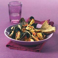Spaanse mosselen uit de wok recept - Vis - Eten Gerechten - Recepten Vandaag