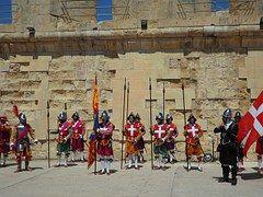 Caballero, Defensa, Malta