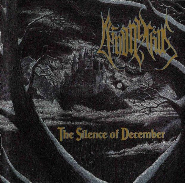 The Silence of December. Deinonychus. Cacophonous Records, 1995, CD.